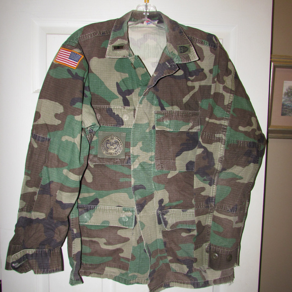 Propper Other - PROPPER US Military Camo Field Jacket Medium Long